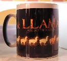 Gallery image - LlamaLAN XII Magic Mug!