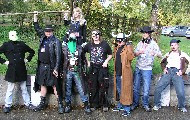 Gallery image - Costumed Group Shot 2