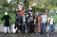 Gallery image - Costumed Group Shot 3