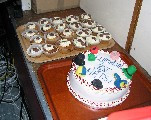 Gallery image - Pru Cakes for LlamaLAN 15